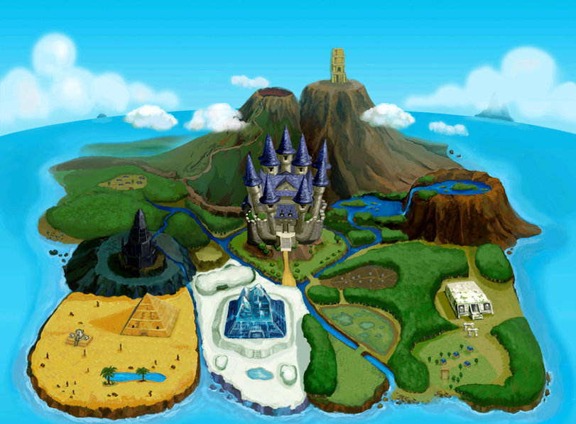 File Fsa World Map Png Zelda Legends Wiki